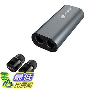 [美國直購] Rowkin Bit Charge Headphones 迷你 耳機 Stereo Earbuds 含充電器 適用 iPhone series ,Android