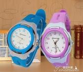 兒童手錶-名防水夜光石英錶中小學生可愛電子童錶 提拉米蘇
