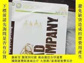 二手書博民逛書店遊戲光盤罕見XBOX 360 BATTLEFIELD ( 光盤編
