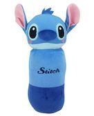 【卡漫城】 史迪奇 圓桶抱枕 長約45cm ㊣版 絨毛娃娃 靠枕 靠腰墊 枕頭 星際寶貝 Stitch 抱枕