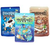韓國 Toms Gilim 星光跳跳糖/巧克力香草餅乾/提拉米蘇 杏仁果25g【庫奇小舖】