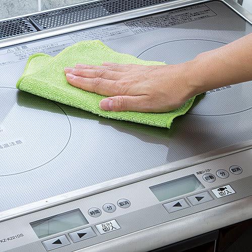 日本製免清潔劑抗油污抹布不沾油401654通販屋