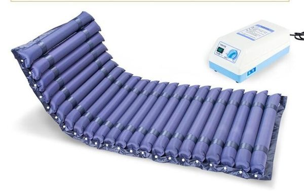 防褥瘡氣床墊充氣癱瘓病人老人護理家用氣墊床單人翻身墊臥床褥子igo「伊衫風尚」