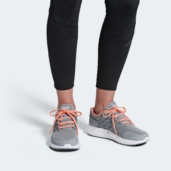 IMPACT Adidas Galaxy 4 Shoes 白 黑 紅 灰 粉 慢跑 輕量 女鞋 百搭 B43834 B75656 B43811