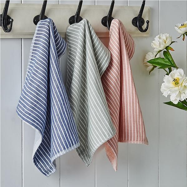 三條裝日繫方巾成人洗臉巾柔軟吸水面巾正方形小毛巾【快速出貨】