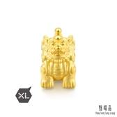 點睛品 Charme XL 文化祝福 招財貔貅 黃金串珠