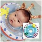 悠泳寶 YOYOBAO 嬰兒游泳脖圈(藍色章魚)[衛立兒生活館]