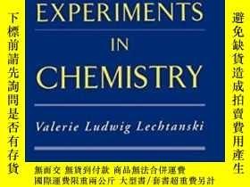 二手書博民逛書店Inquiry-based罕見Experiments In ChemistryY256260 Lechtans
