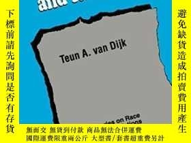 二手書博民逛書店Elite罕見Discourse And RacismY364682 Teun A. Van Dijk Sag