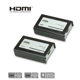 ATEN HDMI 訊號延長器 VE800A鐵 延伸器