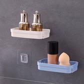 小麥壁掛肥皂架 瀝水架 肥皂盒 菜瓜布架 無痕背膠 免打孔 壁掛 香皂架(單層)【X008】生活家精品