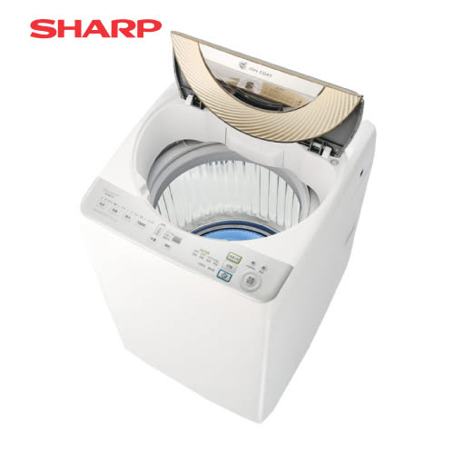 [SHARP 夏普]11公斤 無孔槽洗衣機 ES-ASD11T