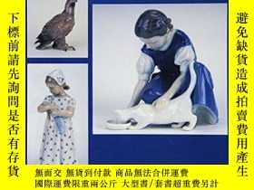 二手書博民逛書店Bing罕見& Grohdahl FigurinesY34646