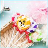 【婚禮囍事多彩棒棒糖先生(顏色隨機出貨)】candy bar佈置 位上禮 活動 生日創意糖果 幸福朵朵