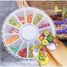 指甲彩繪圓盤-裝飾水果貼 [74290]◇美容美髮美甲新秘專業材料◇