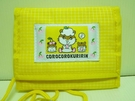 【震撼精品百貨】CorocoroKuririn 可樂鈴天竺鼠~運動短皮夾附繩『櫻桃』