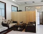 3扇實木屏風隔斷簡約現代時尚辦公酒店玄關餐廳臥室摺疊屏風igo 向日葵