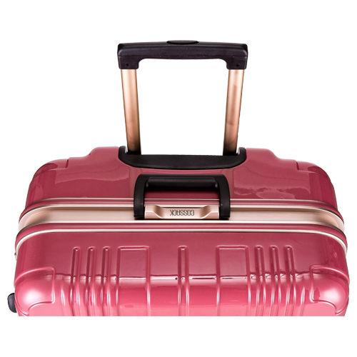 COSSACK PRACTICAL 2實質系列 極輕PC鋁框 行李箱/旅行箱27吋-玫紅色-