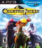 PS3 Champion Jockey: G1 Jockey and Gallop Racer 冠軍騎師:騎師之道&風速神駒(美版代購)