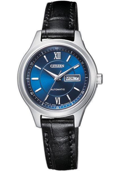 【刷卡分期零利率】CITIZEN機械錶系列女錶PD7150-03L藍寶石玻璃 29.0mm 台灣星辰公司保固兩年