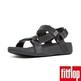 【FitFlop】RYKER BACL-STRAP SANDALS(黑色)