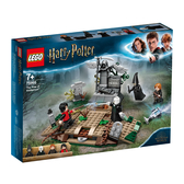 LEGO樂高 哈利波特系列 75965 The Rise of Voldemort™ 積木 玩具