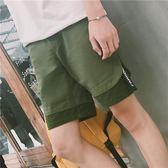 港風男裝夏季休閒短褲潮
