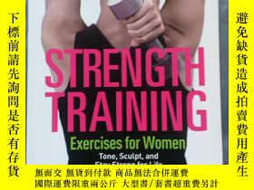 二手書博民逛書店Strength罕見Training Exercises for