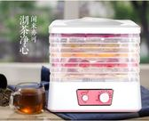 乾果機 水果烘幹機食品蔬菜寵物肉類食物脫水風幹機家用小型 夢藝家