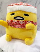 【震撼精品百貨】蛋黃哥Gudetama~三麗鷗蛋黃哥絨毛玩偶/娃娃-蛋白#77260