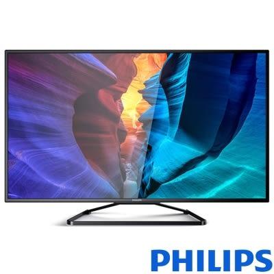 Philips飛利浦 50吋 淨藍光 LED液晶顯示器+視訊盒 50PFH5060