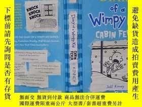 二手書博民逛書店Diary罕見of a Wimpy Kid: Cabin Fever(詳見圖)Y6583 Jeff Kinne
