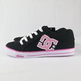 DC CHELSEA TX 休閒鞋 滑板鞋 公司貨 300098BBP 大童/ 女款 黑X粉【iSport愛運動】
