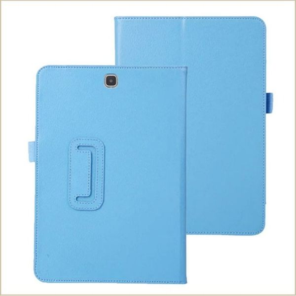 荔枝紋皮套 三星Galaxy Tab A 9.7 P550 平板皮套 荔枝紋 支架 側翻 T550 平板保護殼