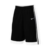 Nike Team League Short [639403-012] 男 籃球 運動 短褲 透氣 排汗 單面 黑白