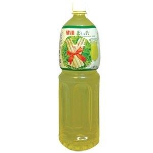 津津 蘆筍汁飲料 1500ml【康鄰超市】