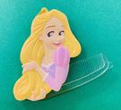 【震撼精品百貨】長髮奇緣樂佩公主_Rapunzel~迪士尼公主樂佩~立體摺疊梳#04274