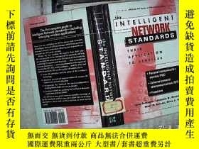 二手書博民逛書店THE罕見INTELLIGENT NETWORK STANDAR