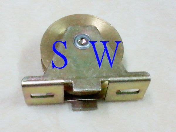 RE-03-3 落地門輪1200型 機械銅輪 鋁門輪 鋁窗輪 機械輪 氣密窗輪 鋁門滾輪 落地窗輪 單培林輪