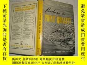 二手書博民逛書店PEARLMAN罕見ON PRINT QUALITY(1951年