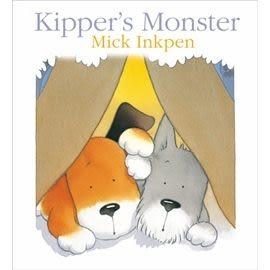 【麥克書店】 KIPPERS MONSTER《超人氣:小狗奇普》