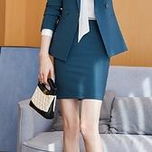 馬卡龍色系上班短裙[21S011-PF]小三衣藏