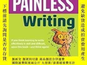 二手書博民逛書店Painless罕見Writing (barron s Painless Series)-無痛寫作(巴倫無痛系列)