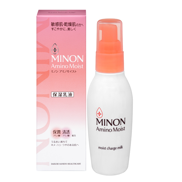 (免運)蜜濃 MINON 豐潤保濕乳液100g