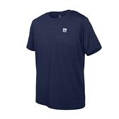 FIRESTAR 男彈性機能短袖圓領T恤(慢跑 路跑 涼感 運動 上衣≡體院≡ D1733-93