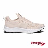 SAUCONY STRETCH & GO BREEZE 輕運動休閒女鞋-石英粉