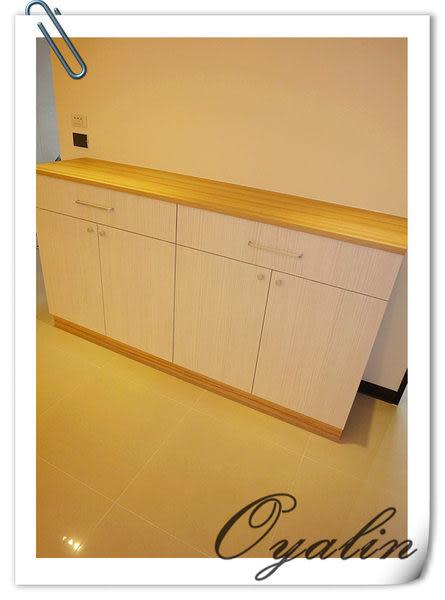 【歐雅 系統家具 】 餐邊櫃