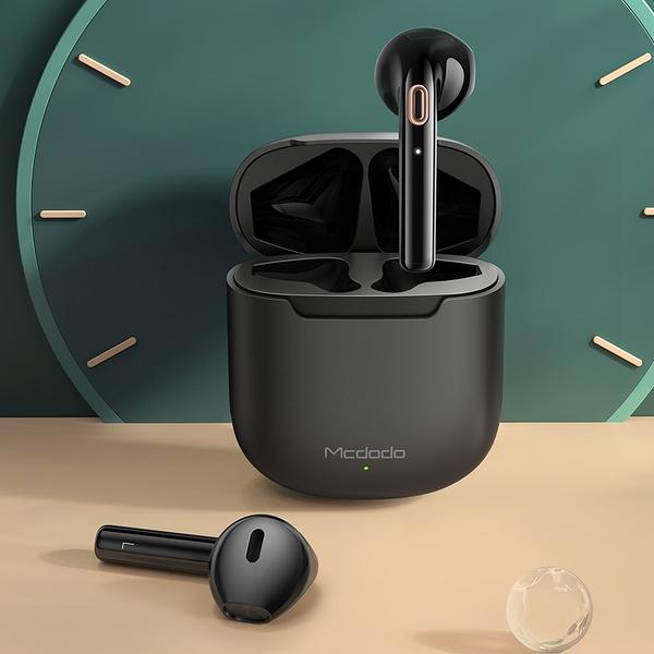 Mcdodo TWS真無線藍芽耳機藍牙運動 無線充電 v5.0 通用 動感系列 麥多多