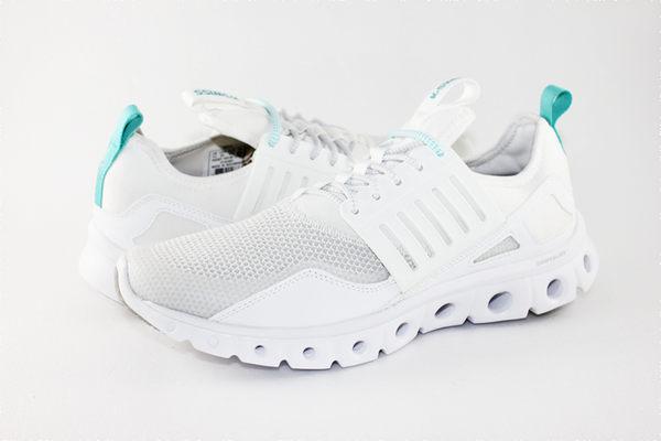 【K-Swiss】Tubes Runner CMF輕量訓練鞋-女-白