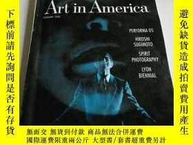 二手書博民逛書店Art罕見in America:FEBRUARY 2006Y20